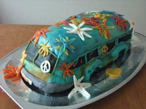 Hippie buss